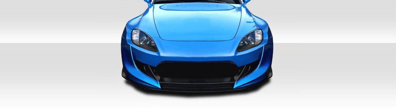 Honda S2000 Front Bumper Lips