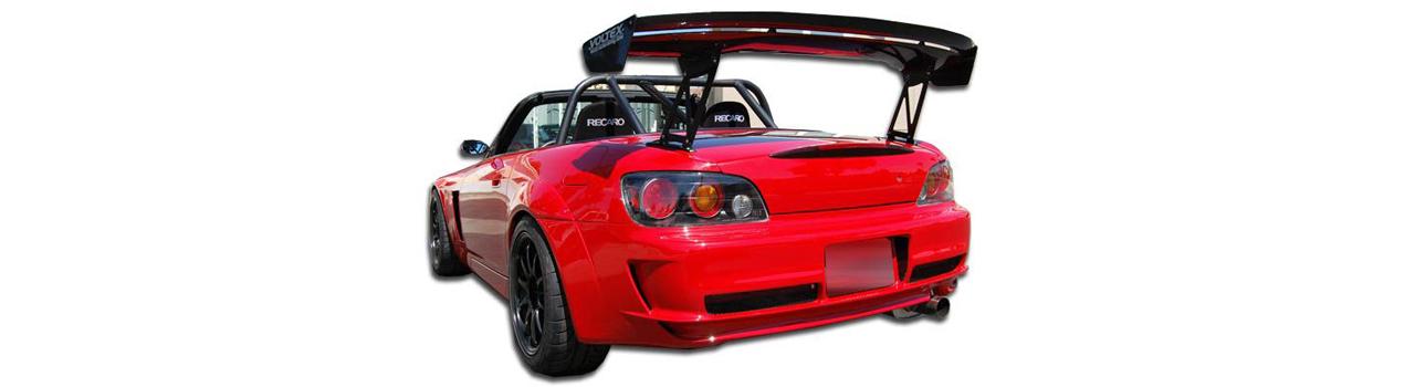 Honda S2000 Rear Bumpers